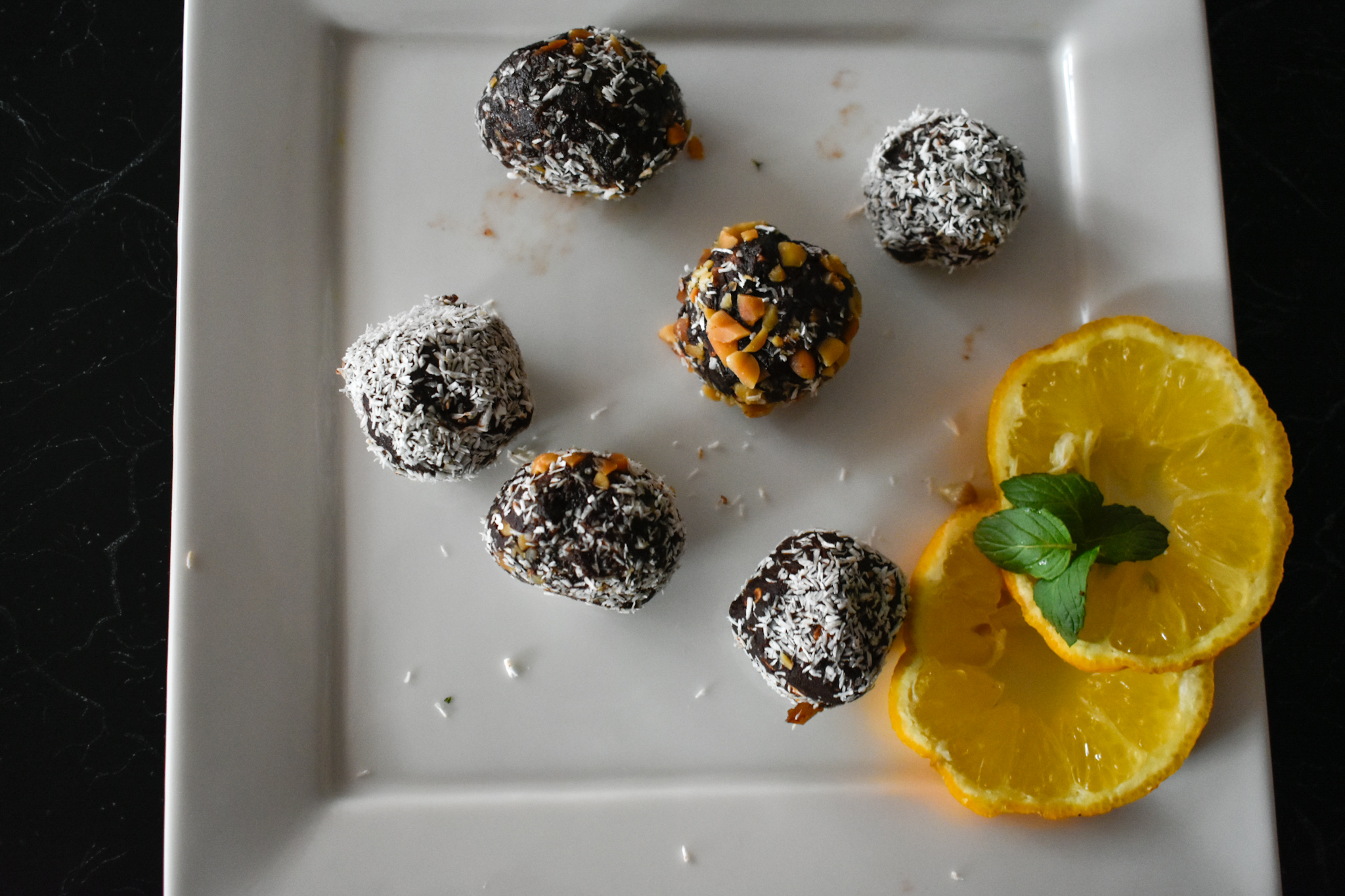 Gluten Free Energy Balls: Recipes