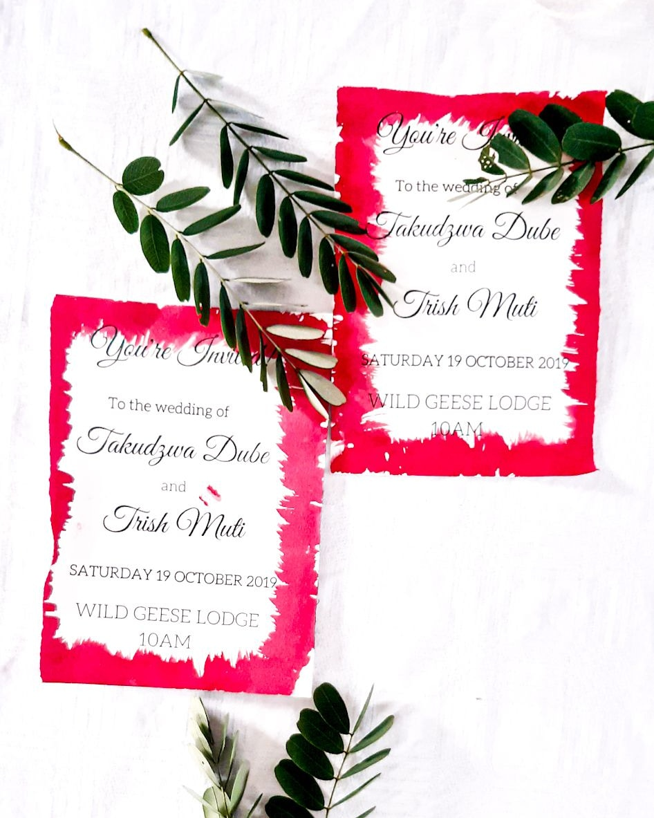 DIY Invitation Cards for Less